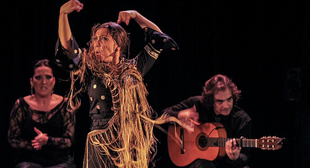 Второй российский фестиваль фламенко в Москве