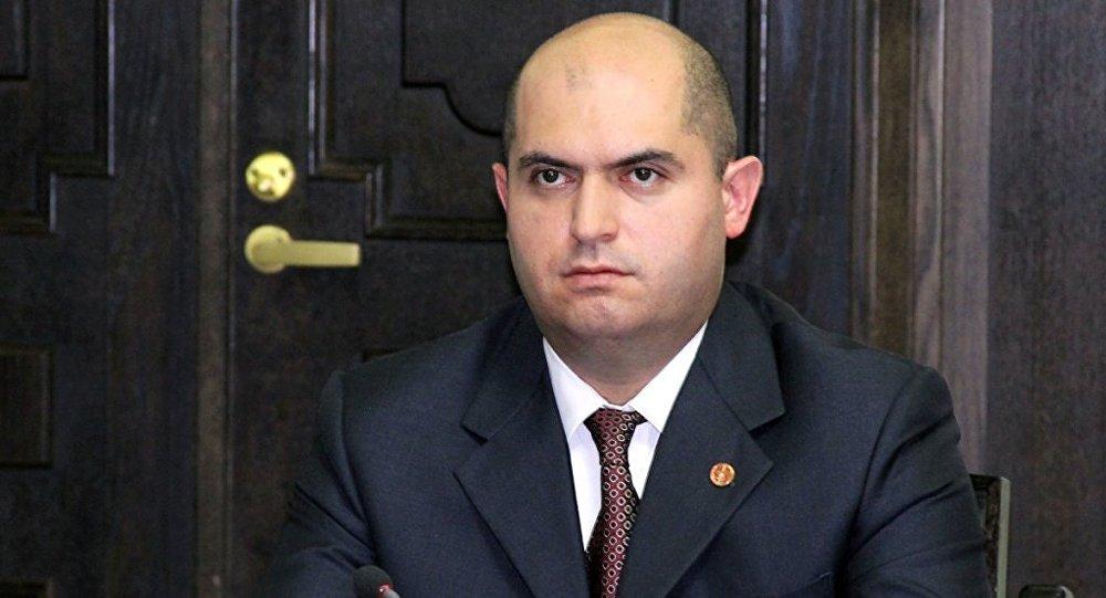 Министр образования и науки Армении Армен Ашотян