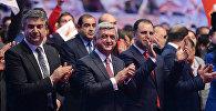 Президент, Премьер-Министр и Министр Обороны Армении