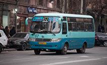Общественный транспорт Еревана
