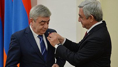 Левон Саргсян