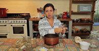 Маргарита Симоньян готовит восточный суп из красной чечевицы