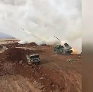 Турецкие военные ракетными установками обстреляли позиции сирийских курдов в Африне