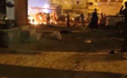 Двойной теракт произошел у крупнейшей мечети в Бенгази в Ливии