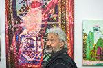 Выставка картин Стаса Намина в Ереване