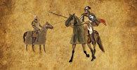 Персидская армия перед Аварайрской битвой имела двойное численное превосходство