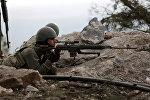 Боевые действия турецкой армии на севере Сирии близ г. Африн