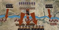 В Аварайрской битве армяне обратили в бегство боевых слонов и Полк бессмертных.