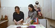 В гостях у шеф-повара: как приготовить Патилу и Вана Мшош
