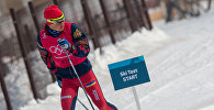 Лыжник Олимпийской Сборной Армении Микаел Микаелян