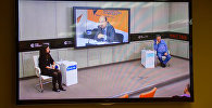 Оливковая ветвь войны - видеомост с Семеном Багдасаровым