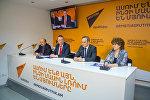 Пресс-конференция Как получить образование в России