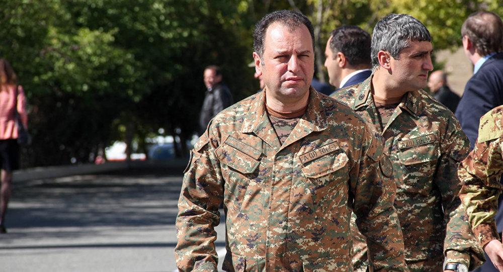 Премьер Армении: Министром обороныРА будет назначен Давид Тоноян