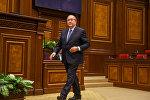 Le président arménien nouvellement élu Armen Sargsyan