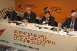Армения-Казахстан - новые перспективы: пресс-конференция