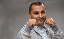 Бывший боксер Вик Дарчинян