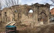 Армянская церковь Пресвятой богородицы (Тандоянц) в Тбилиси