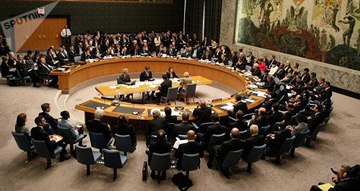 Совет Безопасности ООН. Архивное фото.