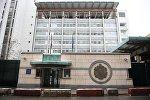 Здание посольства Великобритании в России