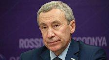 Глава комиссии Совфеда по защите суверенитета Андрей Климов