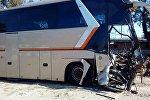 Крупное ДТП с автобусом в России. Архивное фото
