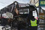 ДТП с участием автобуса Ереван-Москва