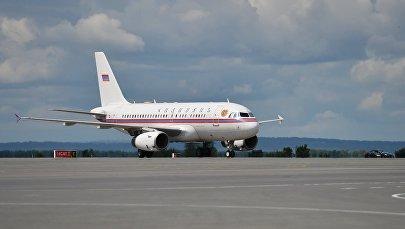 Президентский самолет Армении
