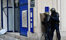 Полиция Франции (архивное фото)