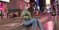 Певица Сирушо в Нью Йорке