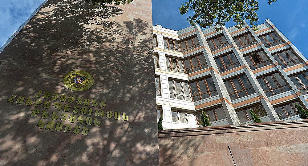 СК Армении: Военнослужащий Ш.Петросян получил ранение брюшной полости, его состояние тяжелое