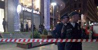 Взрыв в ресторане Бургер кинг в Ереване