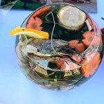 Батумский рыбный фестиваль