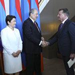 Инаугурация четвертого президента Армении Армена Саркисяна