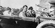 Глава Национал-социалистской партии Германии Адольф Гитлер