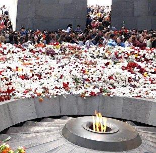 В Армении 24 апреля вспоминают жертв Геноцида армян в Османской империи