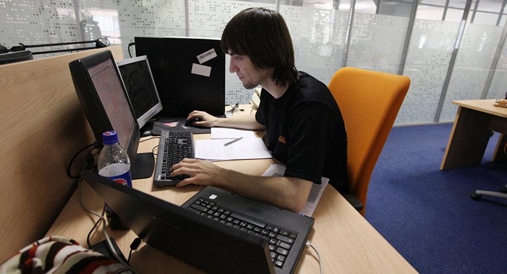 Офис интернет-компании Mail.Ru