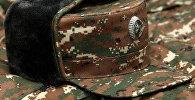 Шапка военнослужащего