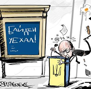 Депутаты подрались в Раде во время выступления Яценюка