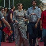 Орнелла Мути на торжественной церемонии открытия XII Международного ереванского кинофестиваля «Золотой абрикос»