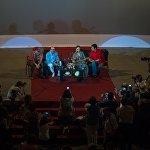 XII Международный ереванский кинофестиваль «Золотой абрикос» стартовал с пресс-конференции знаменитой актриссы Орнеллы Мути