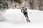 Первенство по по беговым лыжам-2017