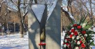 Памятник жертвам Холокоста в Армении