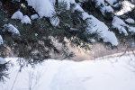 Зима в Армении