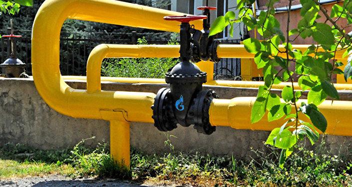 газ газопровод трубопровод трубы вентиль газификация Газпром Армения