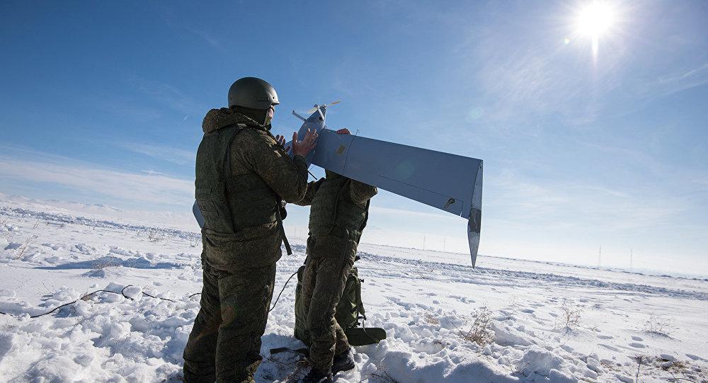 В горах Армении началась подготовка российских беспилотников в «экстремальных» зимних условиях