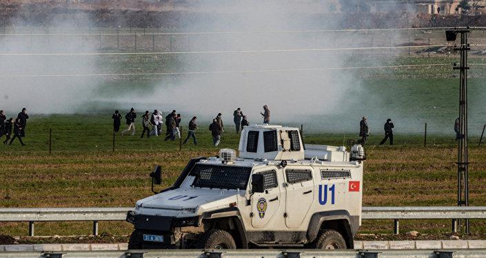 Турецко-курдский конфликт