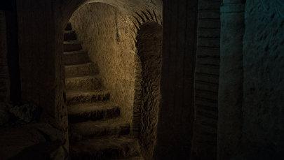 Подземный дом. Архивное фото