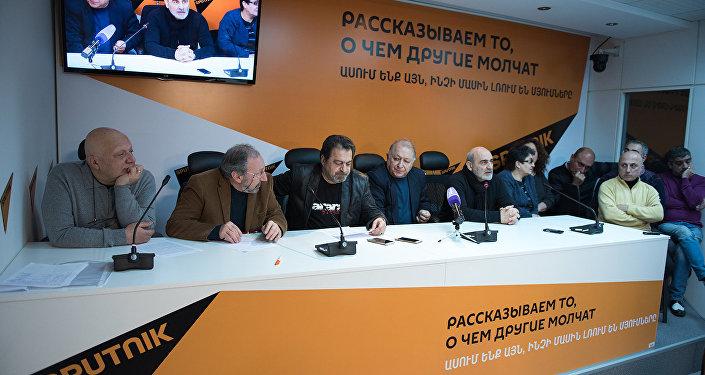 Пресс-конференция на тему Сохраним наши культурно-исторические памятники