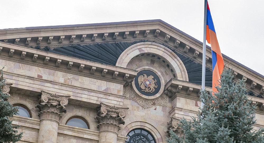 Народные избранники парламента Армении приняли поправки взакон оструктуре руководства