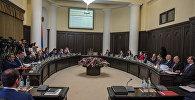 Заседание правительства Армении